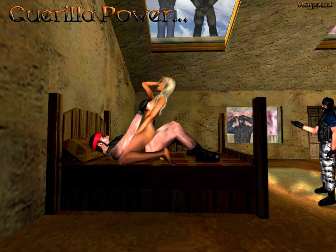 Counter strike sex xxx scenes